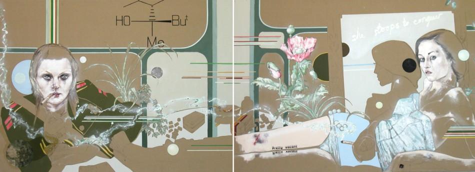 opium - royal flush