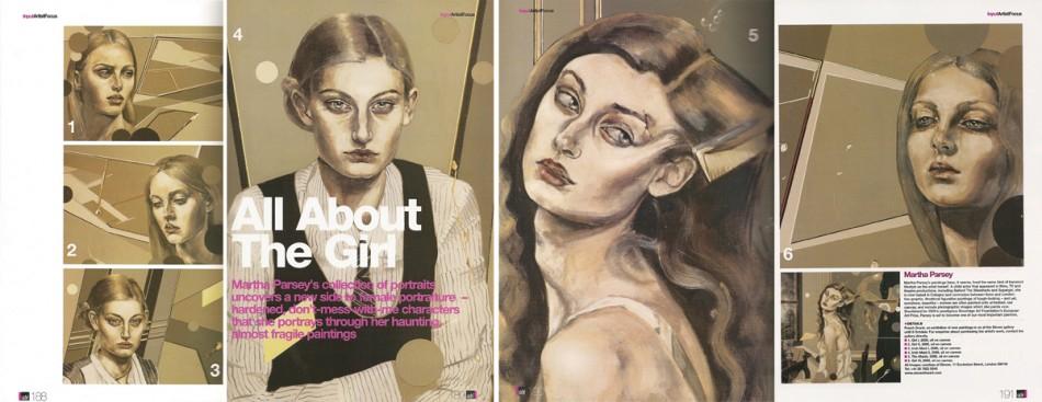 input magazine