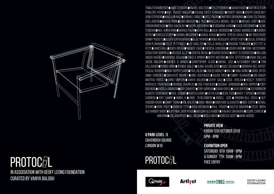 Protocol Exhibition Invite - Cavendish Square - 2 pages
